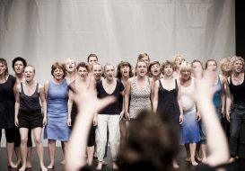 Toda la Música | Los Teatros del Canal presentan a Marta Górnicka y The chorus of women con Magnificat
