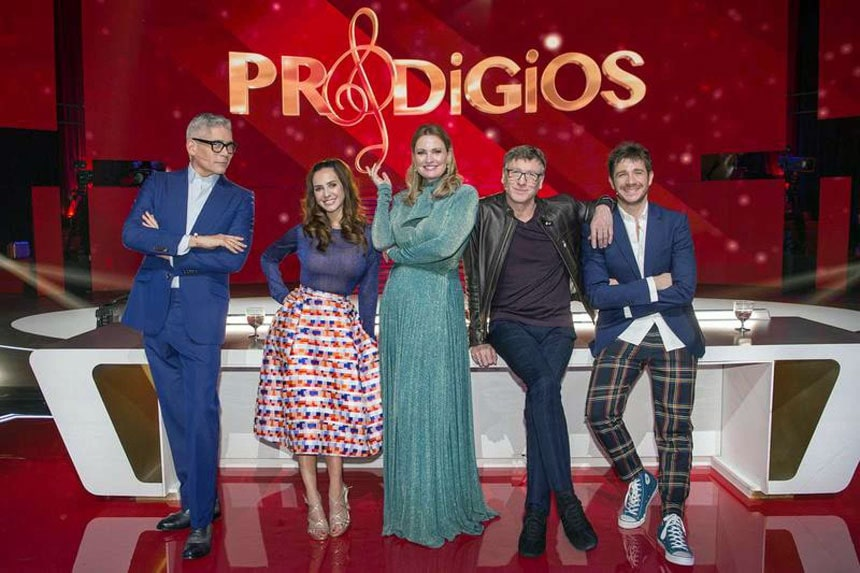 Toda la Música | 'Prodigios' CD+DVD del programa revelación de RTVE con lo mejor de los jóvenes talentos