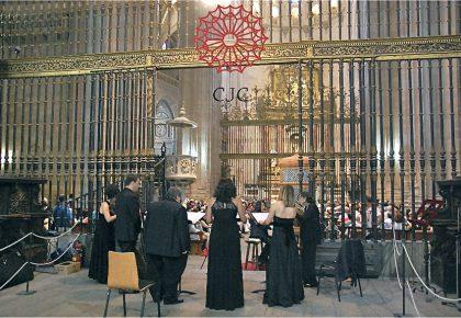 Toda la Música | El concierto inaugural de la Semana de Música Sacra se traslada al mes de octubre