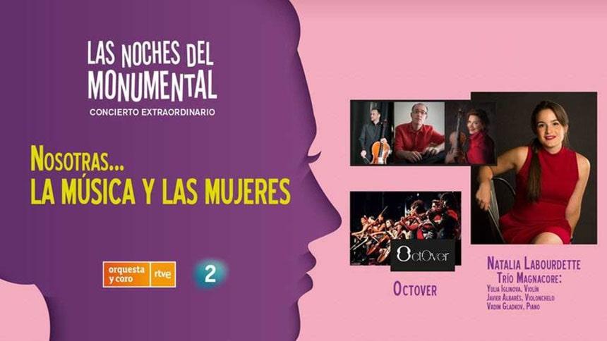 Toda la Música | La Orquesta y Coro RTVE celebra el Día de la Mujer con 'Nosotras… la música y las mujeres'