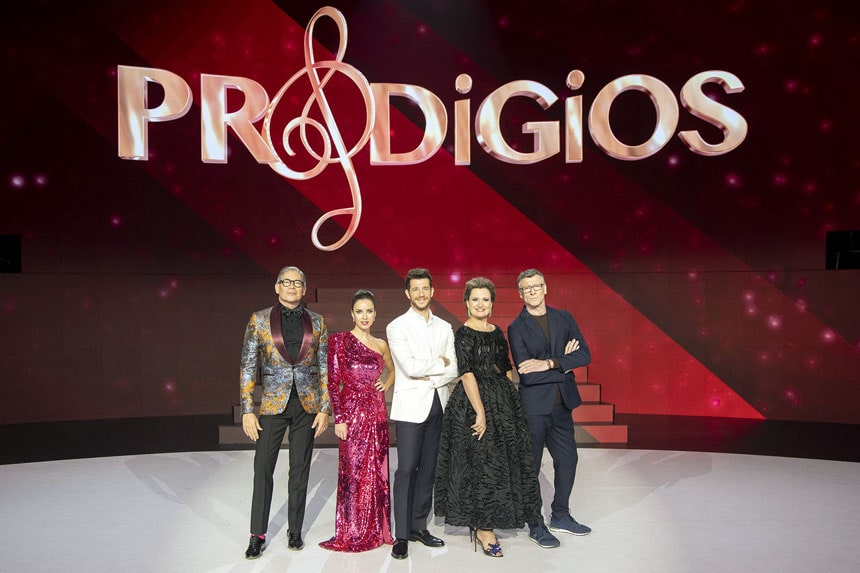 Toda la Música | 'Prodigios' celebra su gran final con Miguel Poveda como invitado