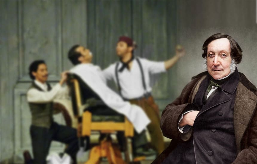 Toda la Música | Audición comentada   Óperas de Gioachino Rossini