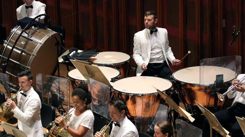 Toda la Música | Audiciones Principal Percusión 100% para la Oviedo Filarmonía