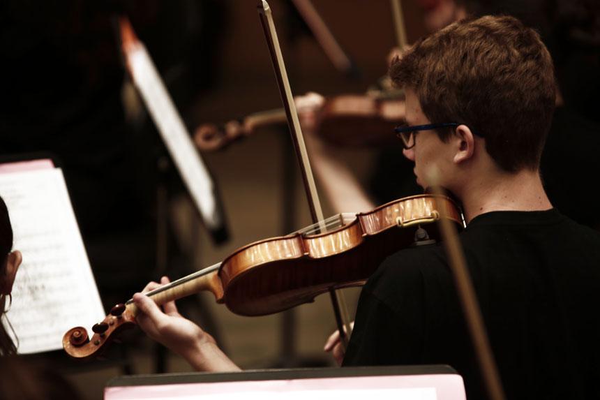 Toda la Música | La Joven Orquesta de la Comunidad de Madrid presenta una nueva pieza en formato vídeo