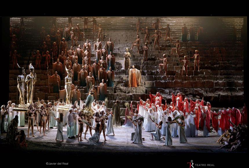 Toda la Música | El Teatro Real ofrece acceso gratuito a contenidos de MyOperaPlayer en Latinoamérica
