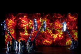 Toda la Música | Les Arts emite a través de su web su producción de la tetralogía 'El anillo del Nibelungo'