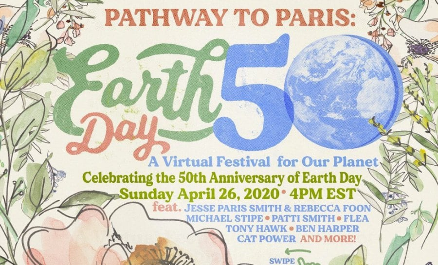 Toda la Música | Pathway to Paris, el festival por Instagram con Patti Smith, Michael Stipe y Flea