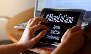 Gran acogida del escenario virtual #ABAOenCasa de ABAO