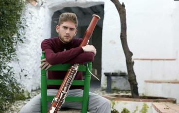 Niño Rubén sorprende con un concierto online y su fagot flamenco
