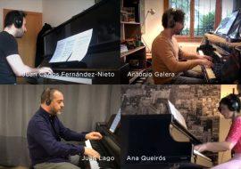 Toda la Música | Cuarenta pianistas españoles y portugueses cruzan fronteras desde el confinamiento