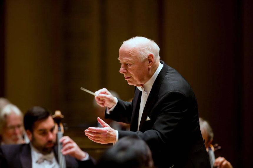 Toda la Música   Ahora – Direct to Disc: Séptima Sinfonía de Bruckner con Bernard Haitink