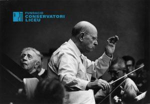 La Fundación Conservatorio Liceu rinde un homenaje a las víctimas de la pandemia