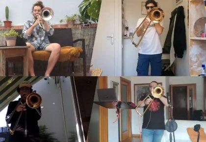 Toda la Música | La Fundación Conservatori Liceu celebra el Día de la Música con un vídeo de la Liceu Big Band