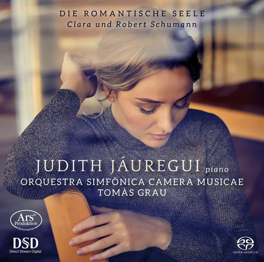 Toda la Música | Judith Jáuregui presenta su último disco Die Romantische Seele