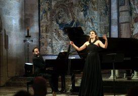 Toda la Música | Sabina Puértolas brilla en el Festival Castell Peralada Livestream