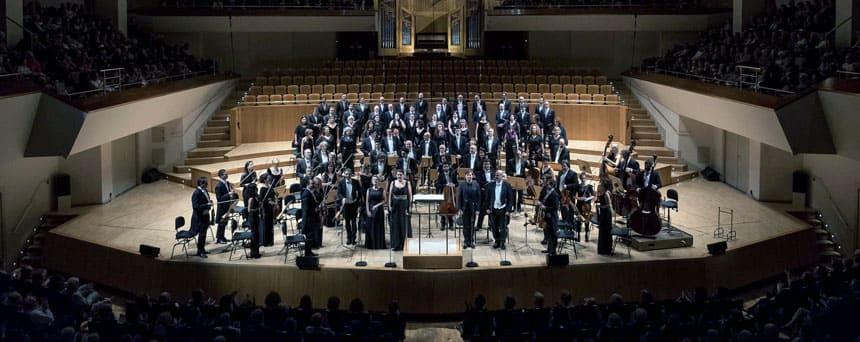 Toda la Música   La Orquesta y Coro Nacionales de España y su director David Afkham, presentan la nueva temporada 2020 2021