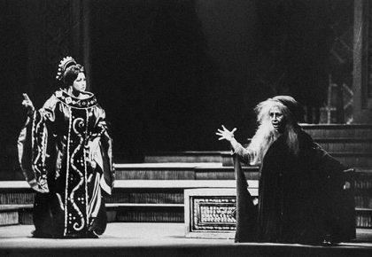 Toda la Música | El Teatro Colón de Buenos Aires incorpora a su archivo histórico la ópera La Fiamma de Ottorino Respighi