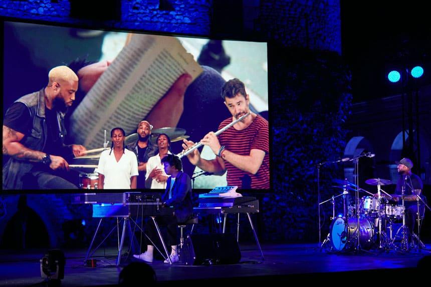Toda la Música | Un total de 91.288 personas han seguido la edición Festival Castell de Peralada Livestream
