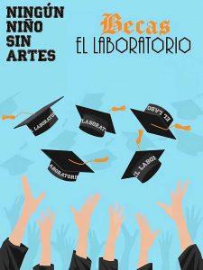"""""""El Laboratorio - Escuela de Artes"""" ofrece diez becas para niños"""