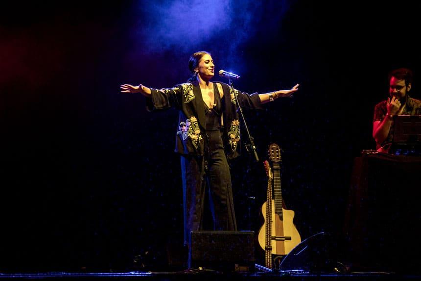Toda la Música   La interculturalidad de Pitingo y la fusión de Veinte Veinte marcan la jornada más diversa de Flamenco on Fire 2020