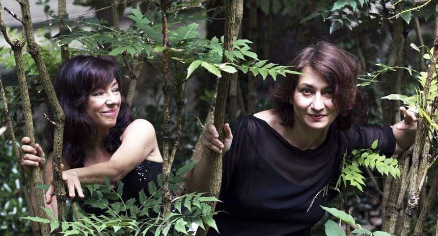 Toda la Música | Música de cámara en el Museo San Telmo: Locum Congregatio, Elena Sancho Pereg / Paula Iragorri y Natasha Tchich / Marta Zabaleta