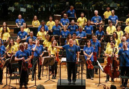 Toda la Música   La 2 de TVE emite el Concierto de Santa Cecilia que ofreció la Orquesta Filarmónica de Gran Canaria
