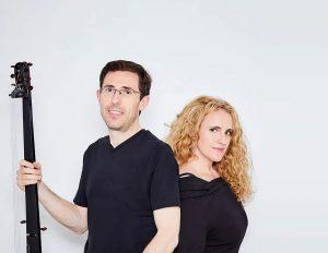 Raquel Andueza & Jesús Fernández Baena en el Festival Encuentro de Música Antigua de Madrid – FESS