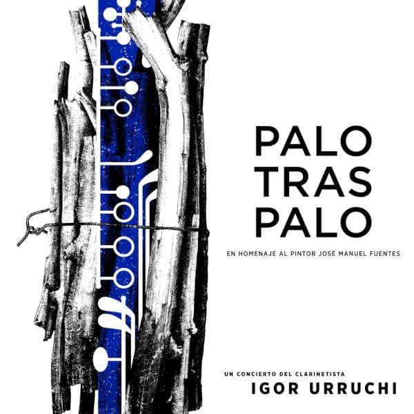 Toda la Música   El clarinetista Igor Urruchi, rinde homenaje al pintor José Manuel Fuentes