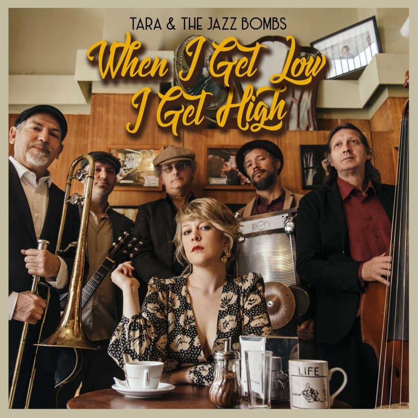 Toda la Música | Tara & The Jazz Bombs lanzan su primer EP