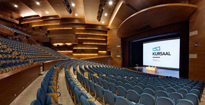 Toda la Música | Kursaal Eszena retoma su actividad cultural con quince conciertos nacionales e internacionales en su nueva temporada