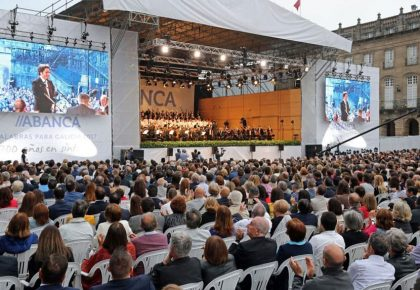 Toda la Música | Gustavo Dudamel y la Sinfónica de Galicia interpretarán la Sinfonía nº 9 de Beethoven en el Palau de la Música Catalana de Barcelona