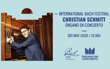 Noviembre arranca con nuevos conciertos del International Bach Festival Canarias en el Auditorio Alfredo Kraus