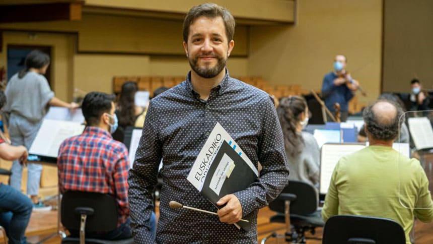 Toda la Música | Euskadiko Orkestra y Musikene forman una orquesta única para un concierto extraordinario
