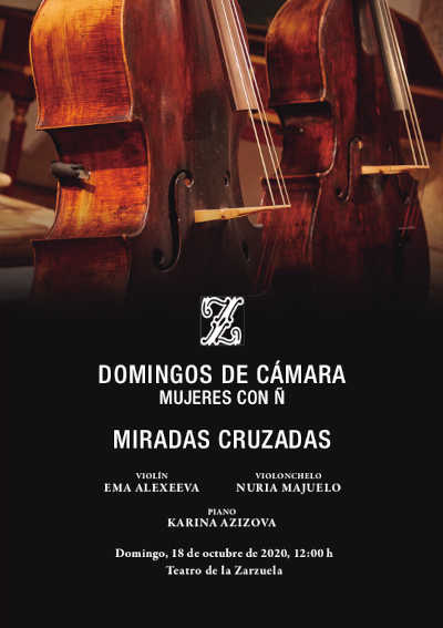 Toda la Música | Teatro de la Zarzuela dedica a la mujer la segunda edición del ciclo Domingos de Cámara con Mujeres con Ñ