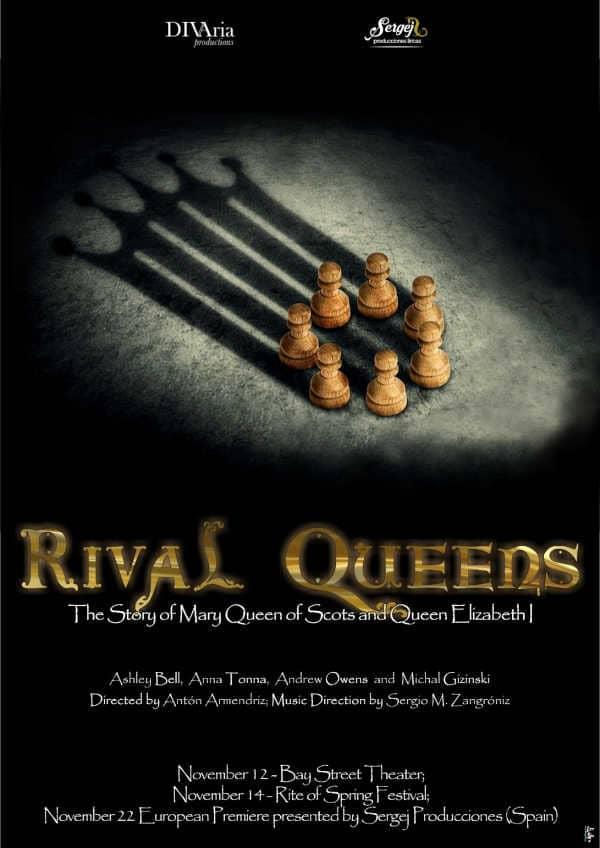 Toda la Música   Estreno mundial digital de Rival Queens a Virtual Biopic Opera