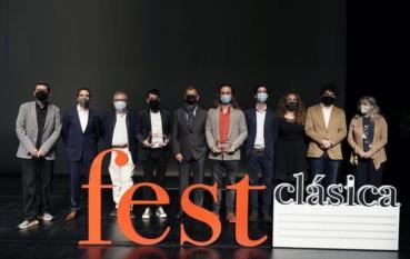 """Asociación Española de Festivales de Música Clásica ha entregado sus """"Premios FestClásica 2021"""""""