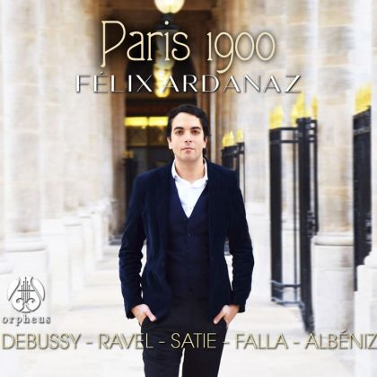 Toda la Música | El pianista y director Félix Ardanaz es nominado a los International Classical Music Awards por su álbum París 1900
