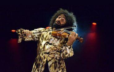 Ara Malikian e Yllana ofrecerán tres espectáculos musicales para todos los públicos en el Teatro Auditorio Escorial