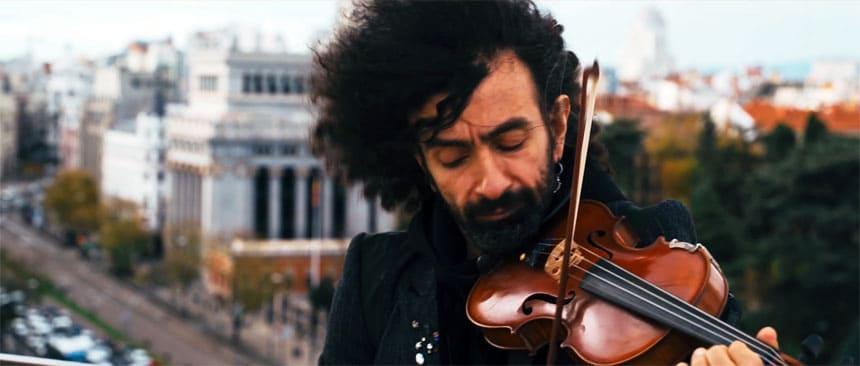 Toda la Música | Oro, incienso y mirra es la pieza original creada por Ara Malikian como Melodía de Navidad