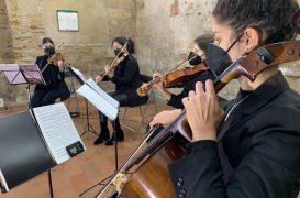 Toda la Música | El Cuarteto Clásico de Córdoba cierra el fin de año musical en la Sinagoga de Córdoba