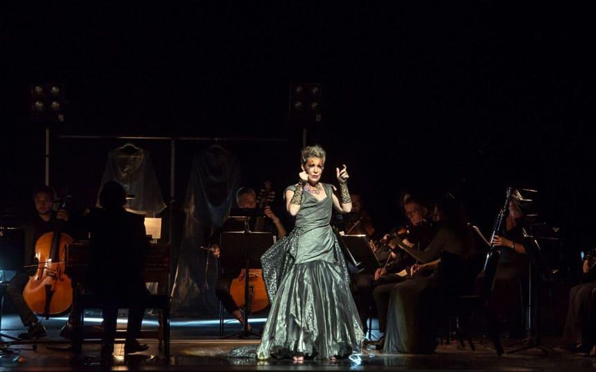 Toda la Música | Joyce DiDonato debuta en Les Arts acompañada de la orquesta Il pomo d'oro