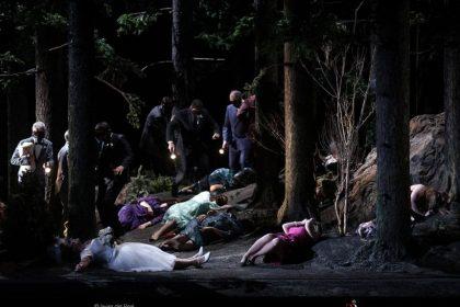 Toda la Música | Fotografías del ensayo de Don Giovanni con producción de la Staatsoper de Berlin, en el Teatro Real de Madrid