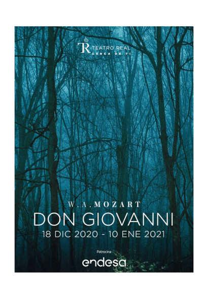 Toda la Música | Estas Navidades se celebran con Don Giovanni de Mozart en el Teatro Real