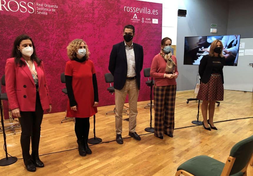 Toda la Música   La Real Orquesta Sinfónica de Sevilla presenta La ROSS en Futuro