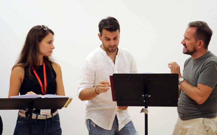 Toda la Música   Nota actualizada: Ópera de Tenerife selecciona a los cantantes que protagonizarán Il matrimonio segreto