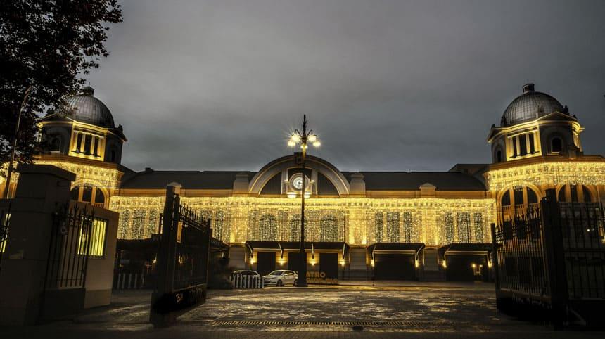 Toda la Música | El Gran Teatro Bankia Príncipe Pío celebra por primera vez el Concierto de Año Nuevo