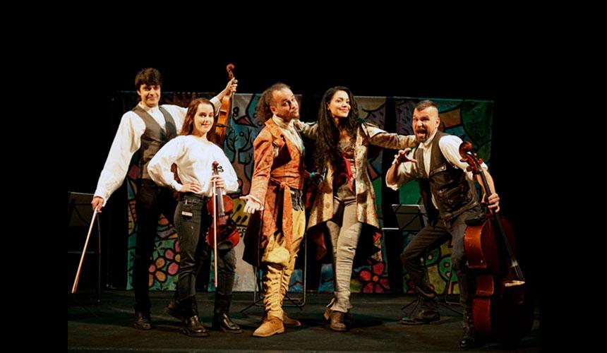 Toda la Música | Mis primeras 4 estaciones, es la apuesta familiar para estas Navidades en el Teatro Lara