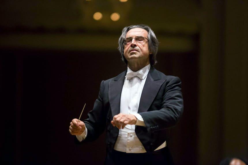 Toda la Música   RTVE da la bienvenida a 2021 con el Concierto de Año Nuevo con la Filarmónica de Viena y Riccardo Muti