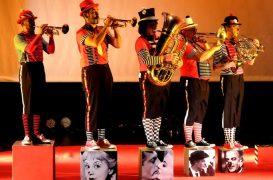 Toda la Música | Menut Palau propone un viaje por el universo cinematográfico felliniano de la mano de Spanish Brass