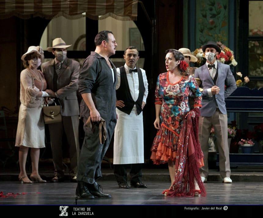 Toda la Música | Radio Clásica emite La del manojo de rosas del Teatro de la Zarzuela